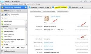 profil'-skype