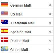 5 shopping malls DubLi