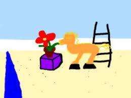 test kub v pustyne