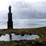 Статуя 1-му герцогу Сазерленд на холме Ben Bhraggie - l