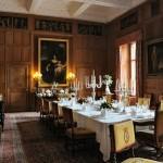 Столовая замка Данробин - Dining room Dunrobin Castle