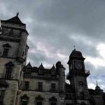 зловещая тень истории замка dunrobin
