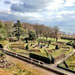 сады замка Данробин