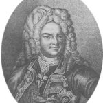 Яков Брюс - первый российский масон