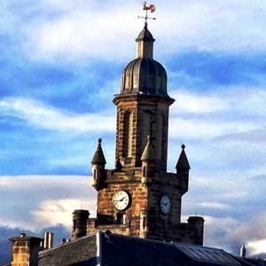 Городская ратуша в Форресе, Шотландия