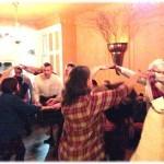 танцы на кейли в честь дня рождения Роберта Бернса