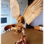 Филин (owl) готов к отправке