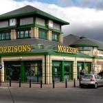 Мorrisons - бывшая лавка яиц и масла на одном из английских рынков