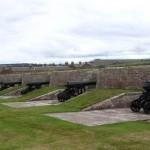 Пушки Форта Джордж - Fort George