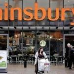 старина-Sainsbury's все еще популярен