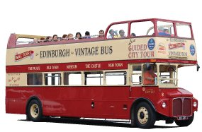 MacTours-автобус-Эдинбург