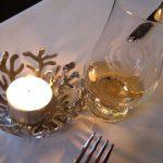 фирменный бокал для виски на фестивале виски Спейсайда