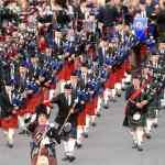 оркестр Королевского полка Шотландии