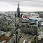 Серебряный город Абердин - нефтяная столица Шотландии