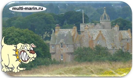 недоступные замки - замок Стюарт
