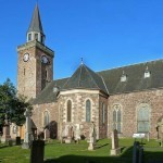 The Old HighChurch in Inverness