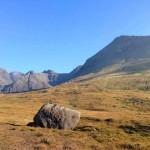 Камень Гингемы на подступах к Черным Куллинз