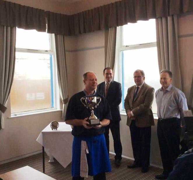 Иан Ватсон — победитель 4-го Чемпионата по Каллен скинку 2015