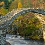 Знаменитый мост в Каррбридже