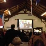 Поздравление Победителя 22 Чемпионата Овсяной Каши в Шотландии