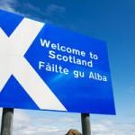 добро пожаловать по-шотландски