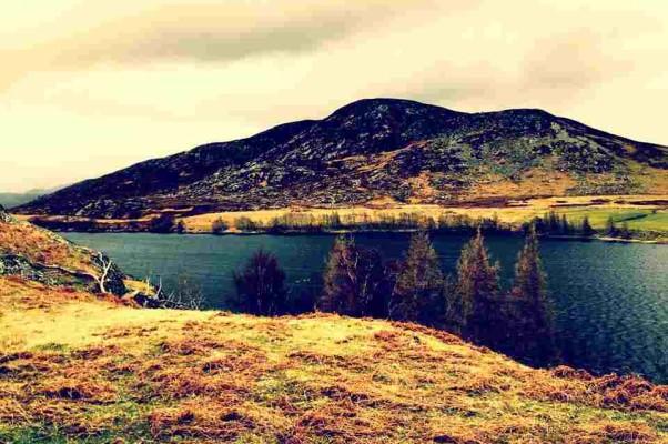 Озеро Лох-Мор — Loch Mhor