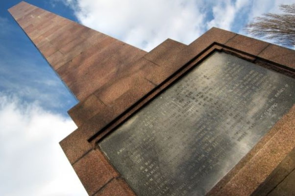 Мемориал памяти Джеймса Томсона — подлинного героя Крымской войны