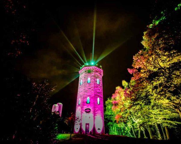 Colours-of-Cluny-2016-башня Нельсона