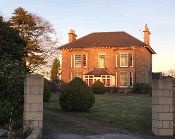 Дом в типично георгианском стиле — Форрес