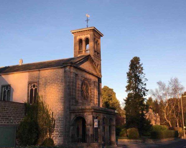Епископальная церковь Cвятого Джона — Форрес