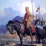 английский король Эдуард I - История Шотландии BBC