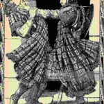 Робер Брюс убивает Джона Комина в церкви Демфриса