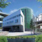 Новые корпуса Университета Роберта Гордона в Garthdee-Абердин-Что посмотреть