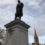 Памятник Роберту Бернсу на Юнион Террасе-Абердин-Что посмотреть