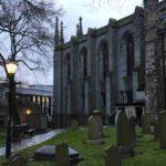 Парк-кладбище при церкви Святого Николая