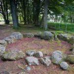 Clava-Cairns-каменые круги Железного века