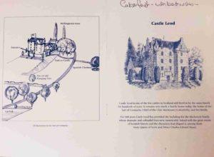 Castle a Leod by John Mackenzie