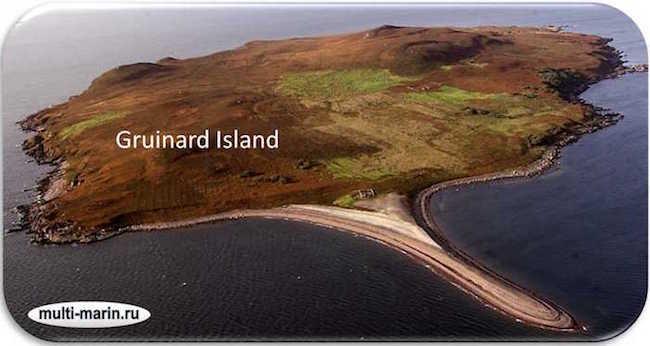 остров Грунард