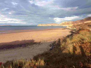 Пески залива Грюинард