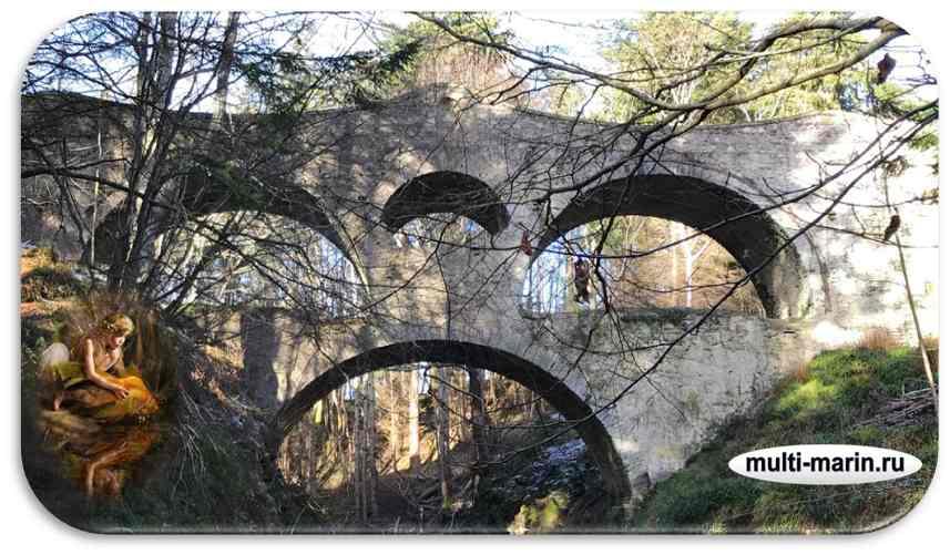 самый необычный мост