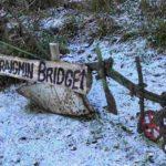 Указатель к мосту Крейгмин