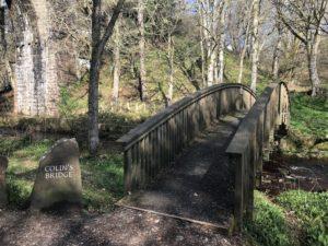 Тропы Шотландии - Мост Колина