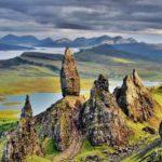 Остров Скай - Старик из Сторра